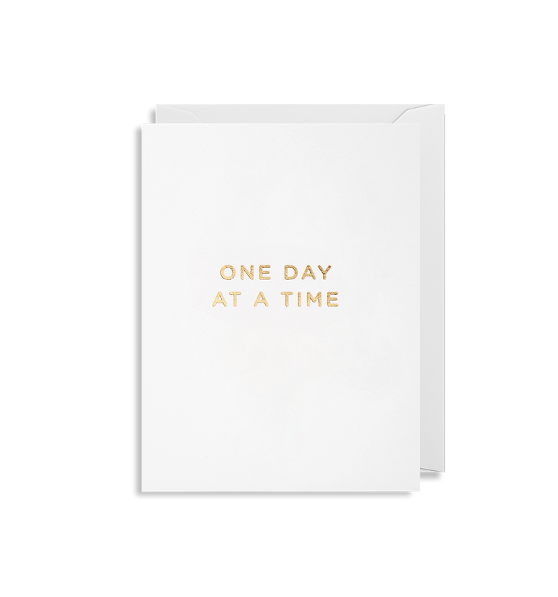 One Day At A Time - Lagom Design