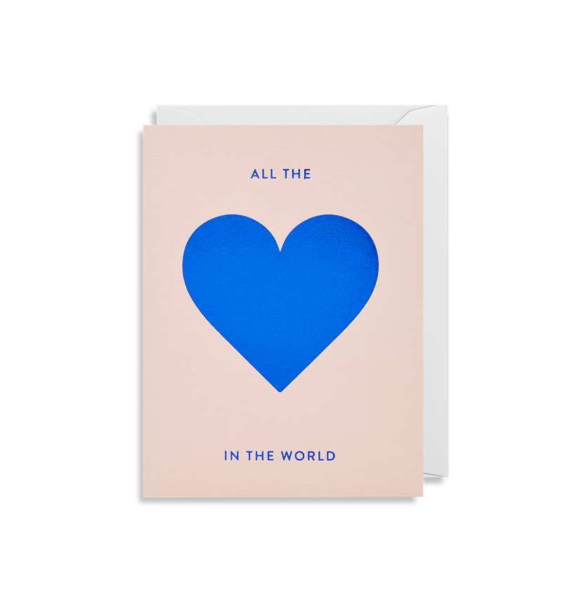 All the Love In The World - Lagom Design