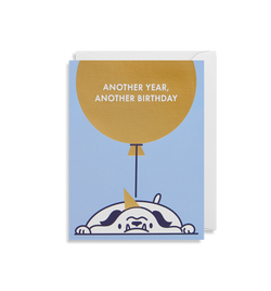 Another Year, Another Birthday - Lagom Design