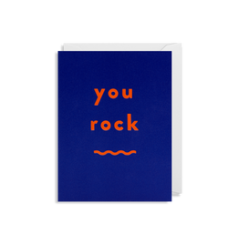 You Rock - Lagom Design
