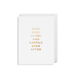 Pop! Fizz! Clink! and Happily Ever After - Lagom Design