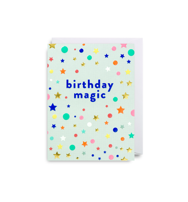 Birthday Magic: Birthday Card