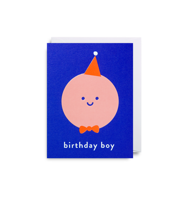 Birthday Boy: Birthday Card