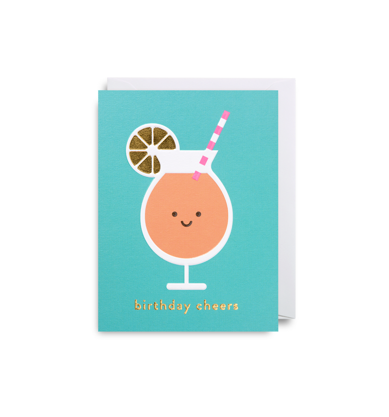 Birthday Cheers: Birthday Card