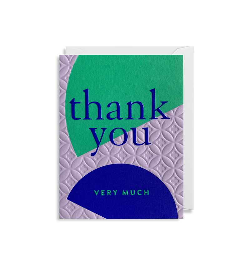 Gratitude: Thank You Card