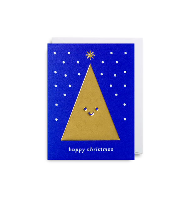 Tree of Gold: Christmas Card