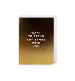Want to Spend Christmas With You