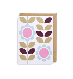 Two Flowers - Lagom Design