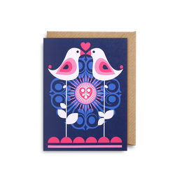 Two Love Birds - Lagom Design