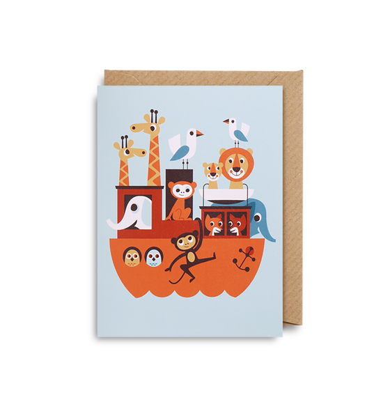 Ark Mini Card - Lagom Design
