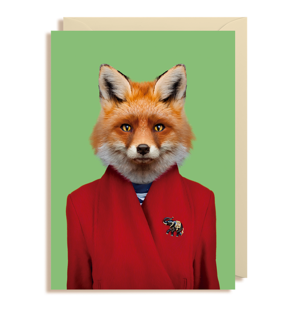 Red Fox (Female) - Lagom Design