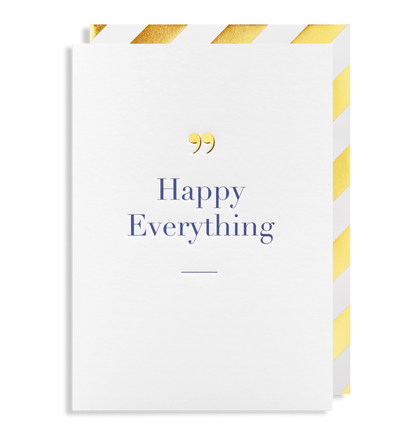 Happy Everything - Lagom Design