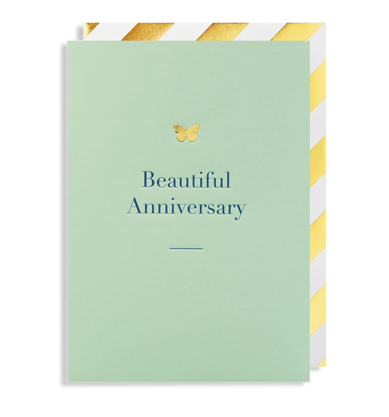 Beautiful Anniversary Greeting Card