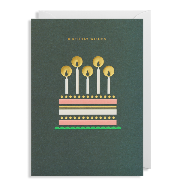 Birthday Wishes - Lagom Design