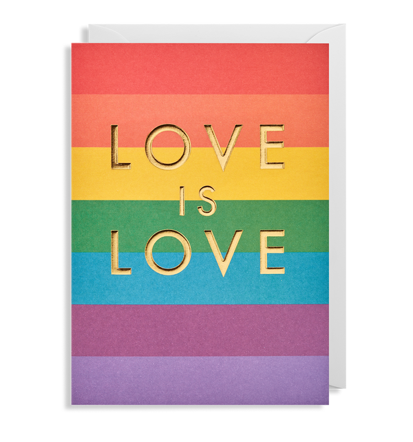 Love Is Love - Lagom Design