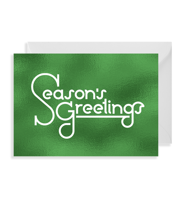 Seasons Greetings - Lagom Design