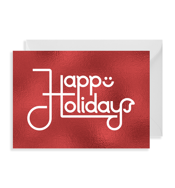 Happy Holidays - Lagom Design