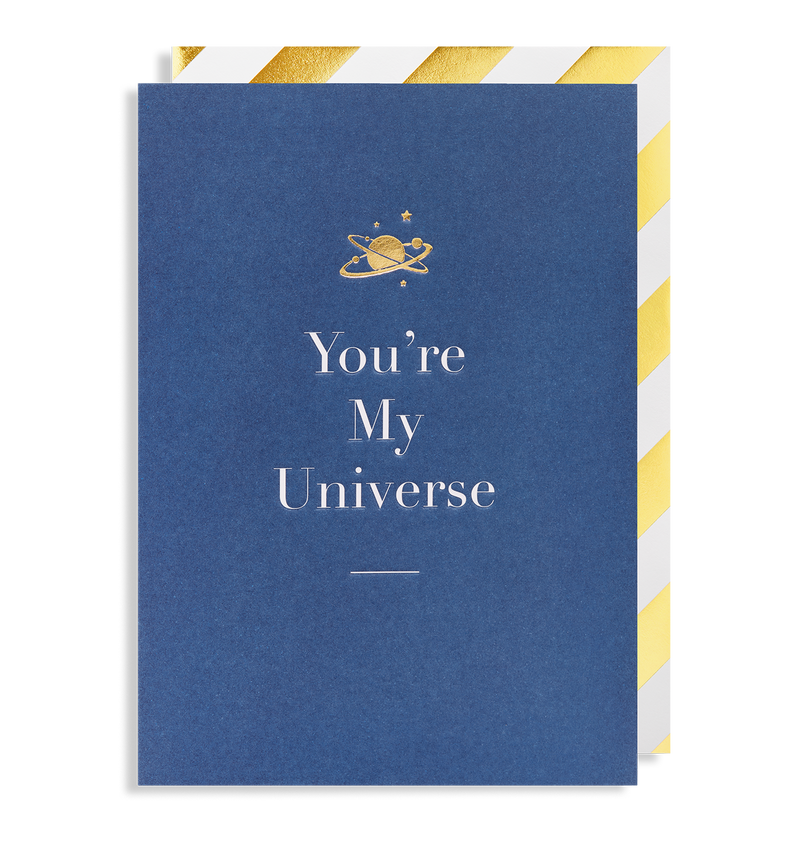 You're My Universe - Lagom Design
