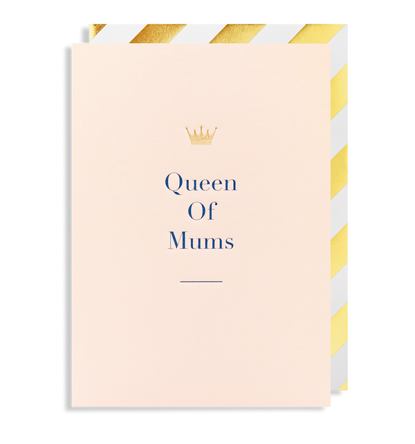Queen of Mums - Lagom Design