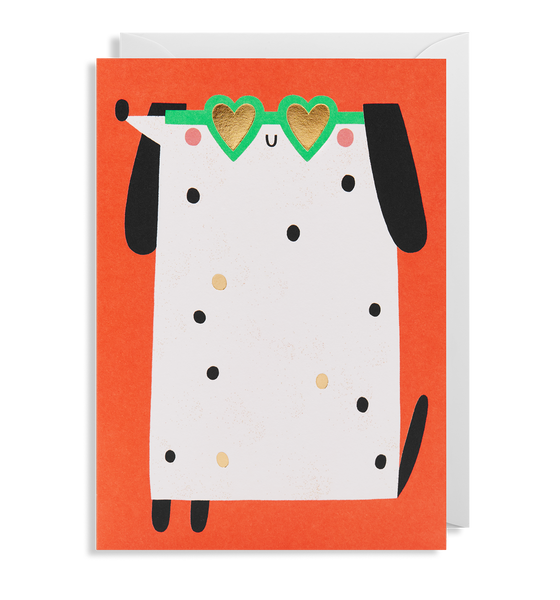 Hot Dog Greeting Card - Lagom Design