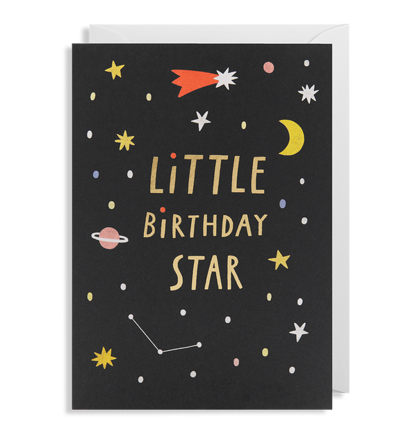 Little Birthday Star