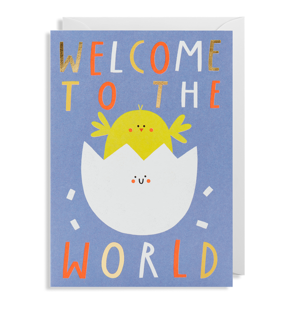 Welcome To The World - Lagom Design