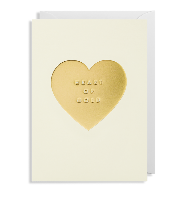 Heart of Gold - Lagom Design