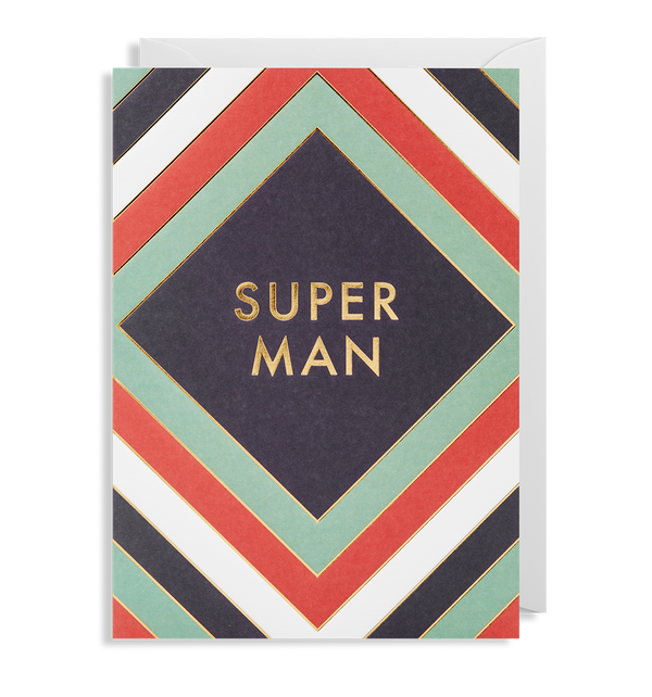 Super Man - Lagom Design