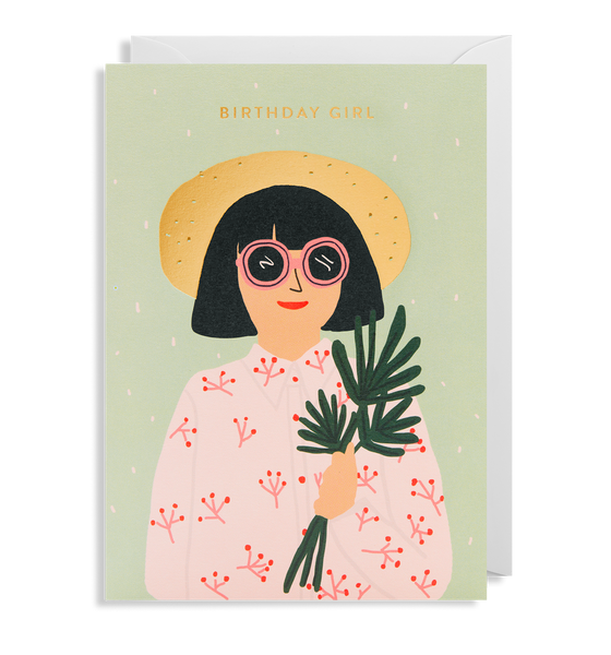 Birthday Girl - Lagom Design