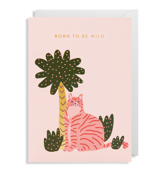 Born To Be Wild - Lagom Design