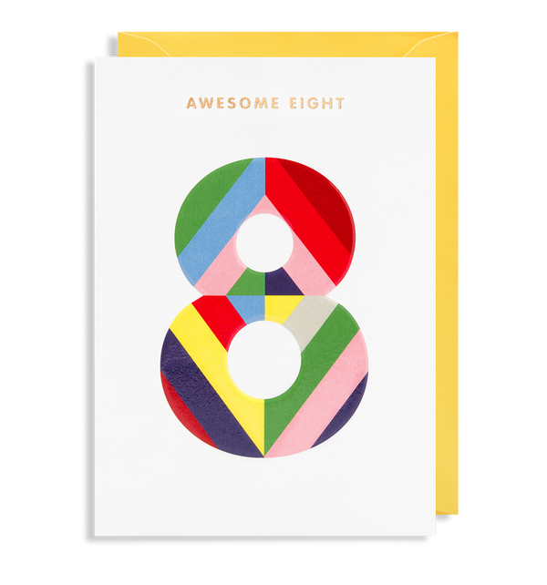 Awesome Eight - Lagom Design