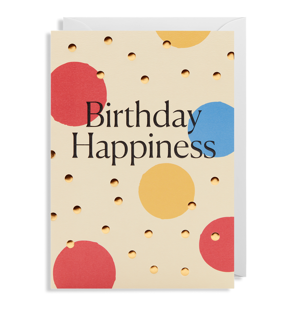 Birthday Happiness - Lagom Design