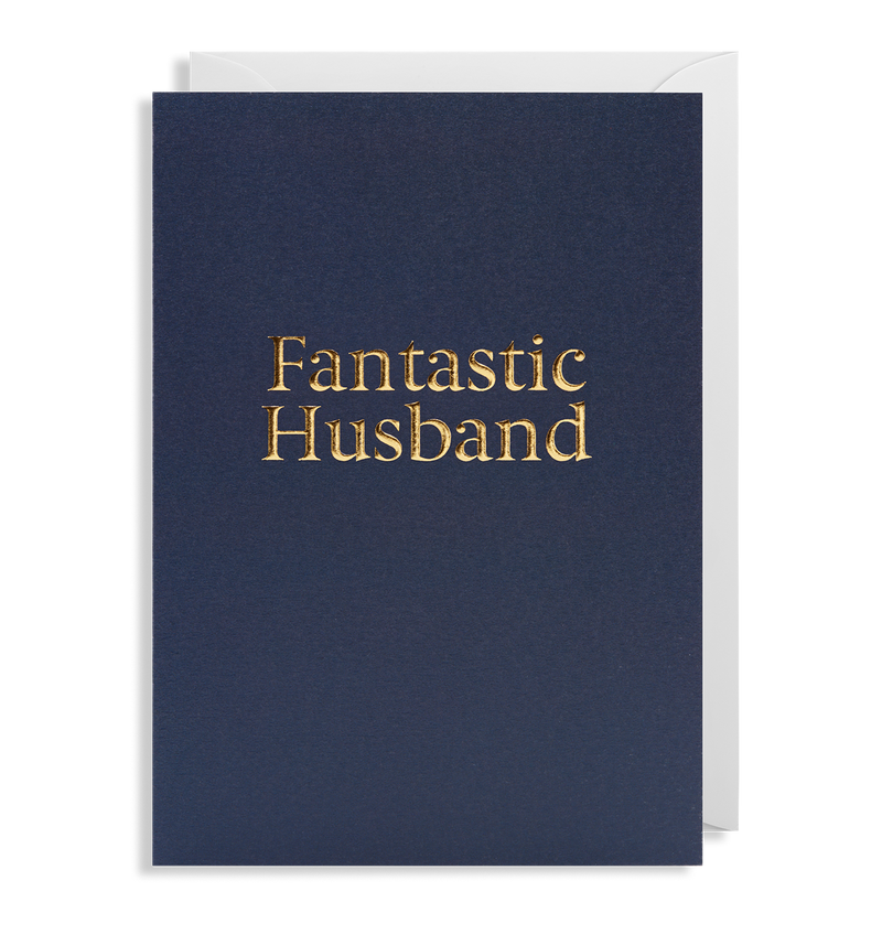 Fantastic Husband - Lagom Design