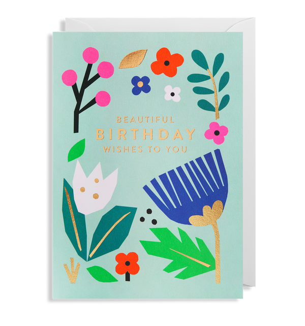 Birthday Beautiful - Lagom Design