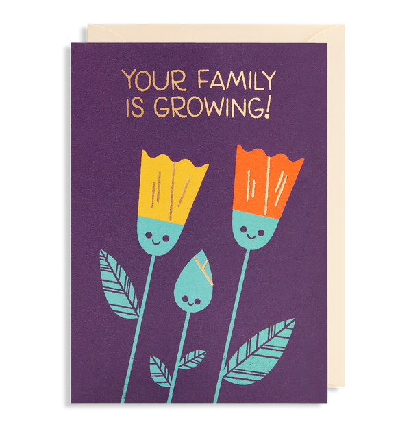Your Family Is Growing! - Lagom Design