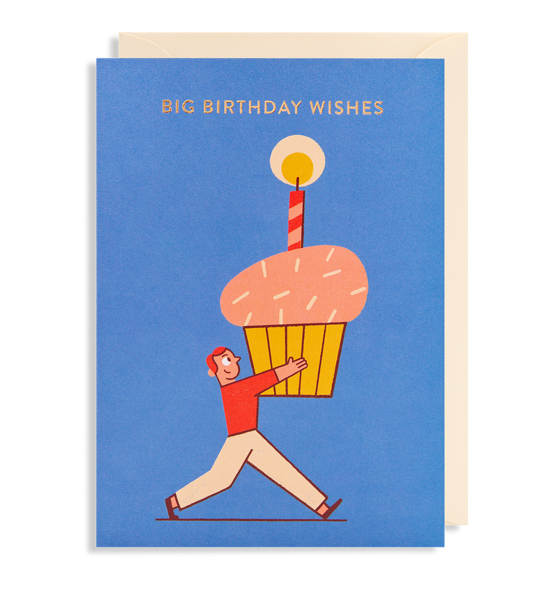 Big Birthday Wishes - Lagom Design