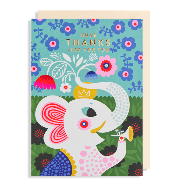 Huge Thanks Just For You - Lagom Design