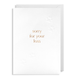 Sorry For Your Loss - Lagom Design