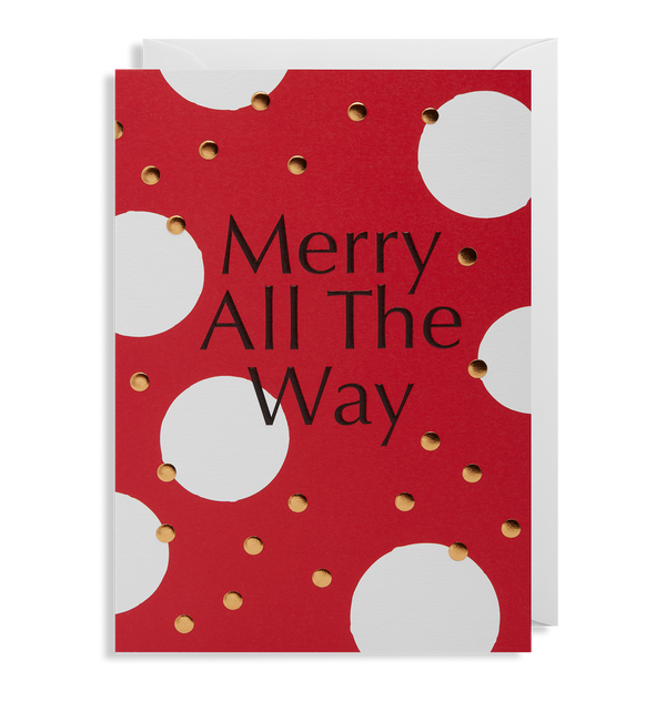 Merry All The Way - Lagom Design