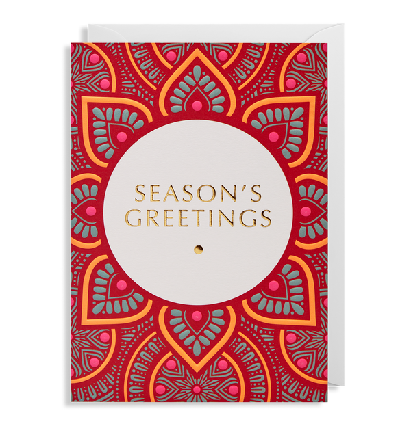 Season's Greetings - Lagom Design
