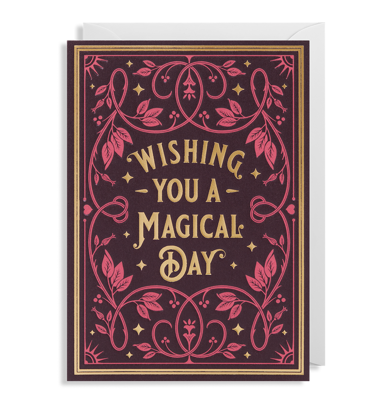 Wishing You a Magical Day - Lagom Design