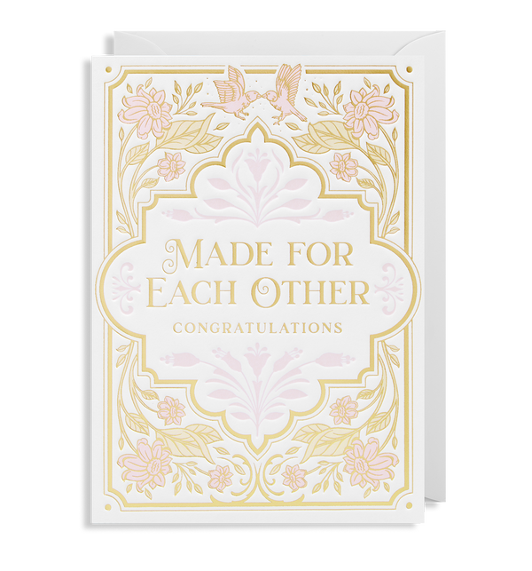 Made For Each Other - Congratulations - Lagom Design