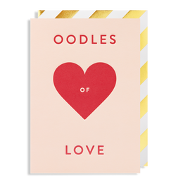 Oodles of Love - Lagom Design