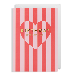 Birthday Love And Kisses - Lagom Design