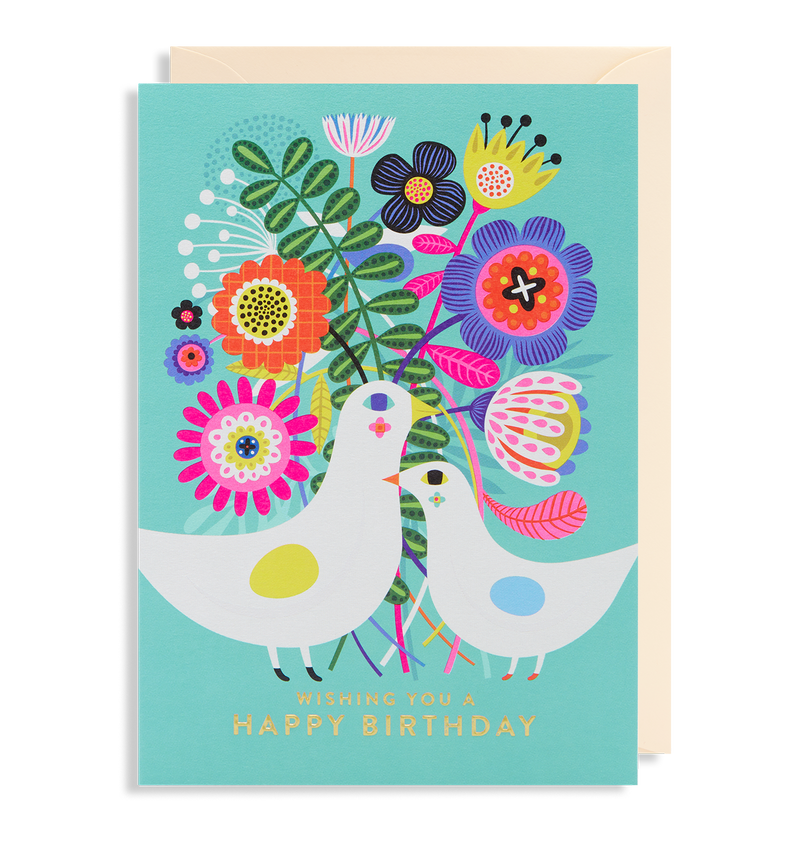 Wishing You a Happy Birthday - Lagom Design