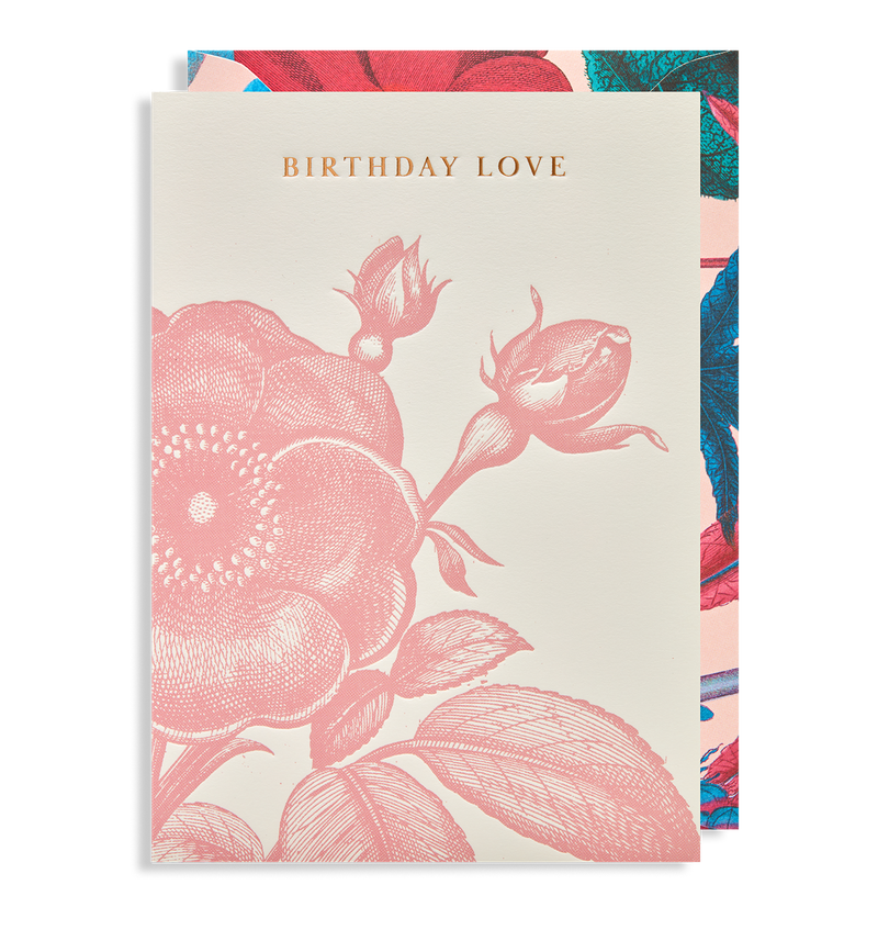 Birthday Love - Lagom Design