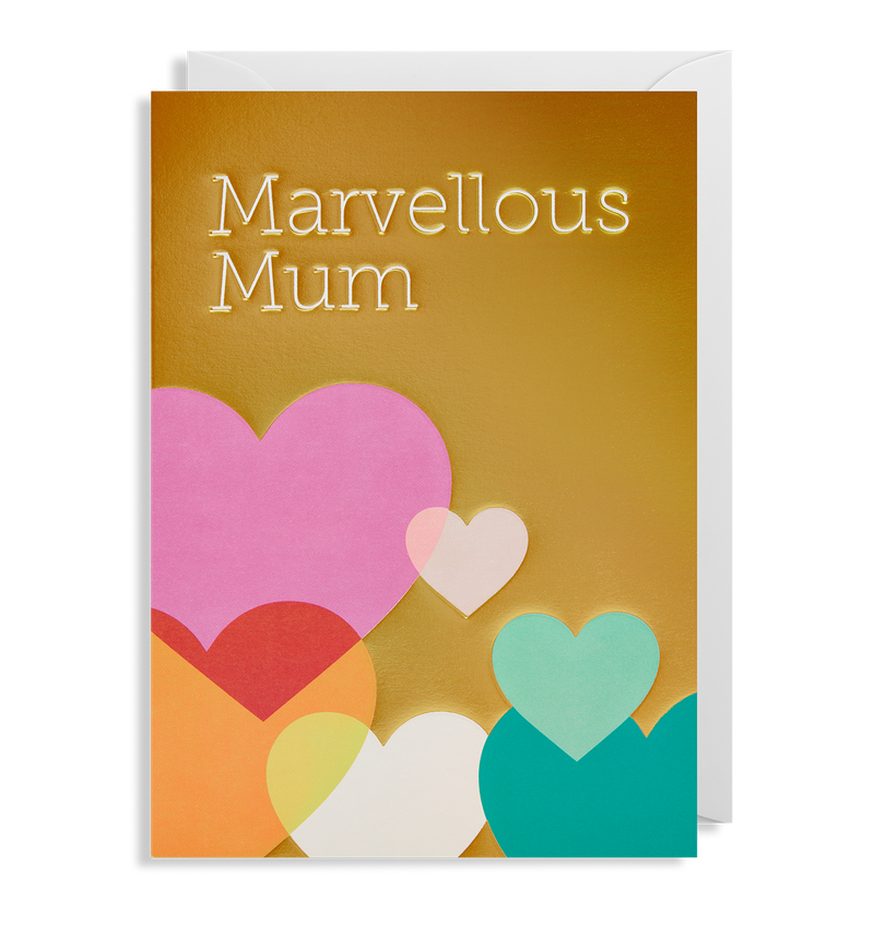 Marvoullous Mum - Lagom Design
