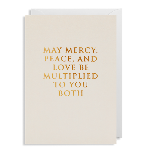 Mercy, Peace and Love - Lagom Design