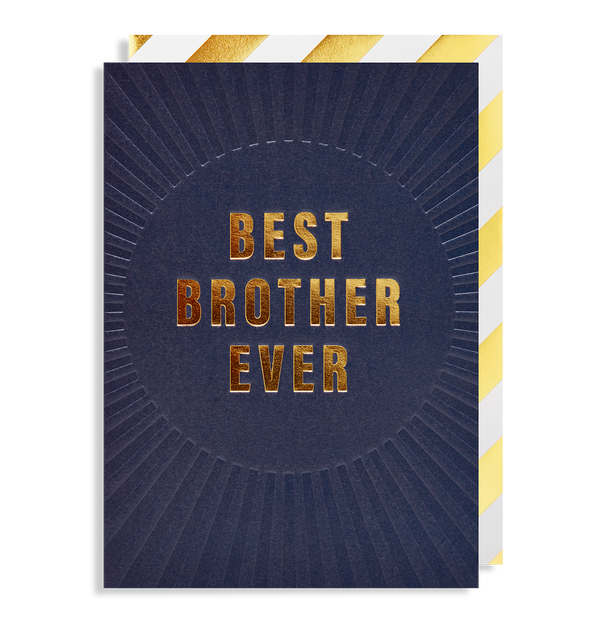 Best Brother Ever - Lagom Design