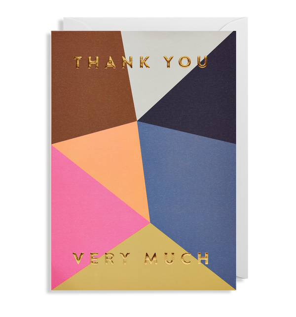 Thank You Very Much - Lagom Design
